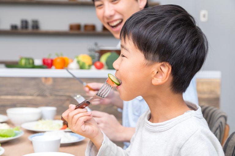 子どもの食生活