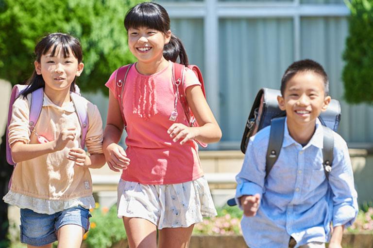 子どもの運動能力